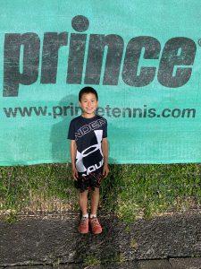 【プレイヤーズ活動情報】第39回全国小学生テニス選手権大会東京都推薦順位決定戦